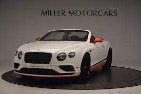 black convertible bentley 2017 bentley continental gt speed stock b1182 for sale near