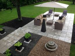 Allen And Roth Patio Furniture Modern Paver Patio Exquisite Ideas Modern Concrete Pavers Pleasing
