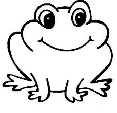 coloriage grenouille maternelle  Frog crafts  Pinterest  Clip art