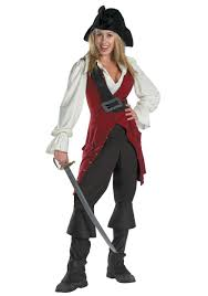 Womens Pirate Halloween Costumes Womens Pirate Costumes