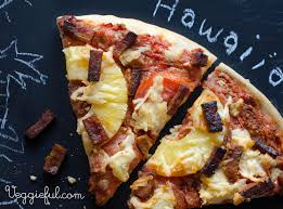 What Vegetable Goes With Ham by Veggieful Vegan Hawaiian Pizza Recipe