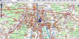 Google Map Germany by Systematic Maps Bkg Help