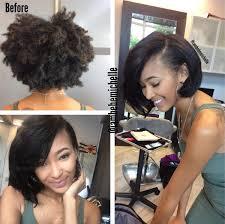 short pressed hairstyles lovely silk press via iambebemichelle black hair information