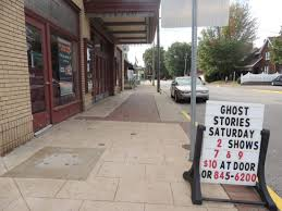 strand theatre in moundsville plans halloween events news