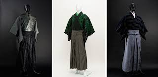 reveal your inner fashion samurai with traditional clothes for the