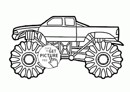 monster truck show jackson ms big monster truck coloring page for kids transportation coloring
