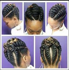flat twist updo hairstyles pictures beautiful flat twist braids hairstyles for your amazing look