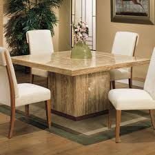 tahoe ii 58 inch square dining table living spaces regarding