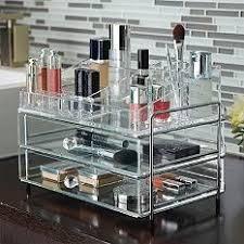 Bathroom Makeup Storage by Bathroom Makeup Organizer Ideas Mugeek Vidalondon