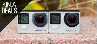 amazon black friday deal gopro silver gopro accessory bundles 15 backup camera more deals