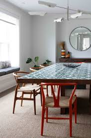 Dining Room Sets In Ct A Dynamic Home In Westport Ct Filled With Reminders Of Brazil
