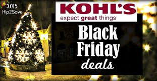 kohl s ps4 black friday kohl u0027s 2015 black friday deals u2013 hip2save