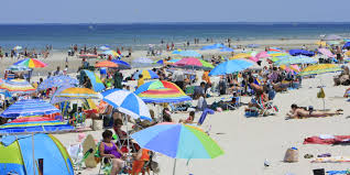 public to tackle rowdy beaches in dennis news capecodtimes com