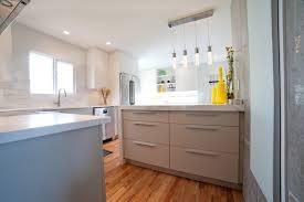 Neutral Colors For Kitchen - neutral kitchen design ideas light wood modern kitchen cabinet