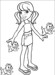 polly pocket coloring pages coloring coloring pages