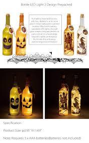bottle led light 2 design prepacked apollobox