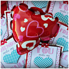 smack the pack balloon valentines tini posh you make my heart free s day printables
