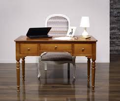 bureau louis philippe merisier meubles de bureau élégant bureau 1 2 ministre en merisier massif