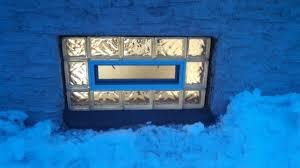Glass Block For Basement Windows by Basement Glass Block Windows Quick Set Inc St Paul Mn