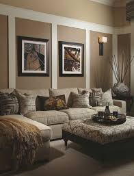 Beige Wand Wohnzimmer Hausdekorationen Und Modernen Möbeln Kühles Wohnzimmer In Beige