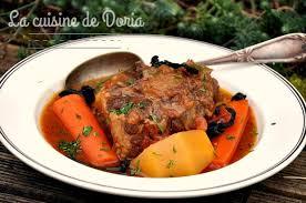 cuisiner la queue de boeuf ragoût de queue de boeuf la cuisine de doria