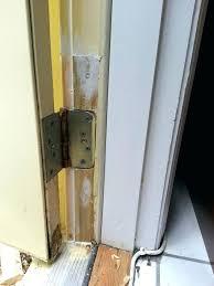 Repair Exterior Door Jamb Front Door Frame Repair Exterior Door Frame Repair Pepperpunch Info