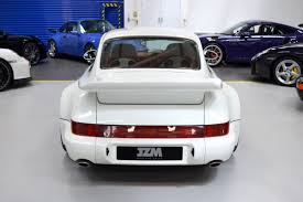 porsche 964 white used porsche 964 3 3 turbo s leichtbau jzm limited showroom
