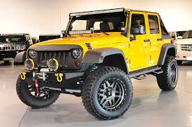davis autosports 2012 jeep wrangler unlimited fully built lifted