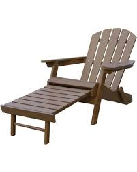 deal alert stonegate designs resin adirondack chair with built in