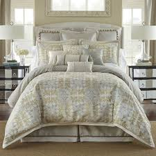 Waterford Bogden King Comforter Waterford Bedding Sale 20 Off Bed Linens Inspired By Crystal