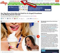 What Do Women Want In Bed First Lady Guest Edits Website Offering Tips From The Bunny Ranch