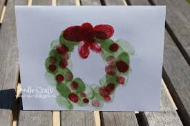fingerprint christmas cards christmas lights decoration