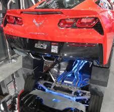 2014 corvette exhaust 2014 2018 c7 corvette borla s type exhaust system 11862