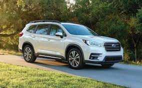 subaru outback carbide gray comparison subaru ascent premium 2019 vs subaru outback 2 5i