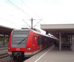 Bad Cannstatt Bahnhof S Bahn Stuttgart Fotos 11 Bahnbilder De