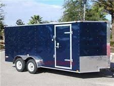 Cargo Trailer Awning 7x16 Enclosed Trailer Ebay