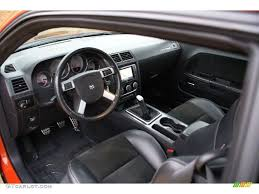 Dodge Challenger 2009 - dark slate gray interior 2009 dodge challenger srt8 photo