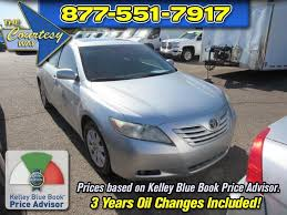 kelley blue book 2007 toyota camry toyota camry xle v6 in az for sale used cars on
