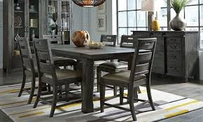 pine dining room table magnussen home abington solid pine dining set the dump luxe