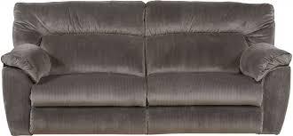 Catnapper Leather Reclining Sofa Nichols Lay Flat Reclining Sofa In Granite 1671