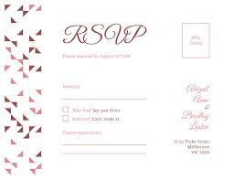 Invitations With Response Cards Event Invitation Wedding Invitations Response Cards Card