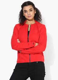 ferrari jacket buy puma ferrari t7 sweat red track jacket for women online india