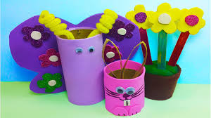 diy how to make 3 cute handmade spring time easter crafts for