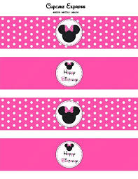 minnie mouse free printable birthday card red party invitations