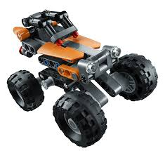 lego technic car amazon com lego technic 42001 mini off roader toys u0026 games