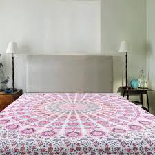 proud pink peacock mandala tapestry bedroom tapestry u2013 kraftdirect