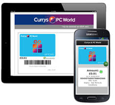 mobile gift cards gift vouchers currys