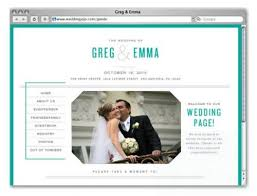 knot wedding website best wedding website archives dodeline design
