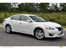 nissan altima 2 door sport pearl white 2013 nissan altima 2 5 sv exterior photo 71065900