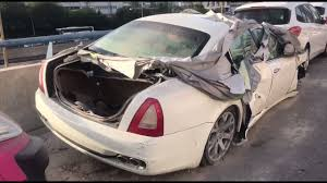 maserati israel maserati abandoned and destroyed maserati quattroporte youtube